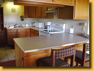 Image of the apartment kitchen